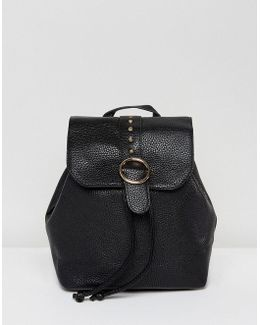 Backpack With Stud Detail