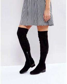 Taiya Over The Knee Boots