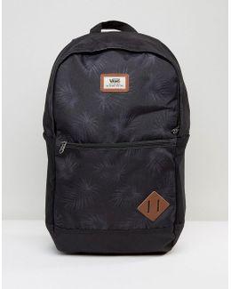Van Doren Iii Backpack In Palm Print
