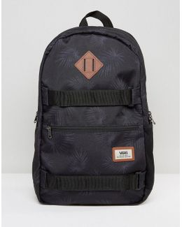 Authentic Iii Skate Backpack In Palm Print