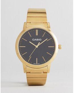 Ltp-e118g-1aef Bracelet Watch In Gold