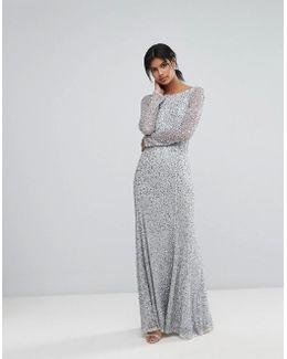 Sparkle Maxi Gown
