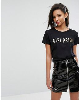 Girl Pride T-shirt