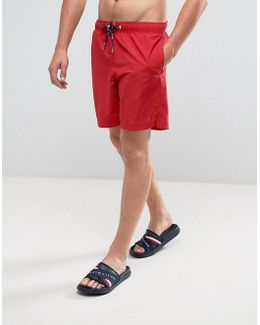 Swimshorts In Red