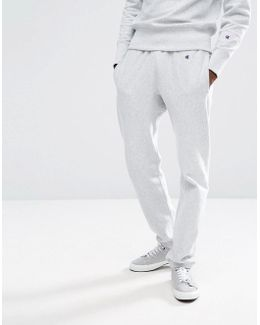 Joggers With Small Logo