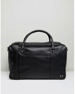 Pique Carryall Bag Black