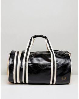 Barrel Bag Black/yellow