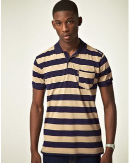 Two Way Collar Polo Shirt
