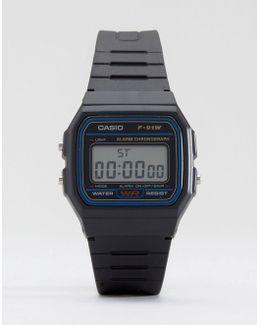 Classic Digital Watch F-91w-1xy