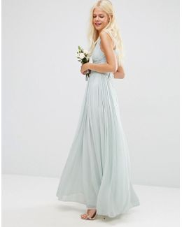 Wedding Hollywood Maxi Dress