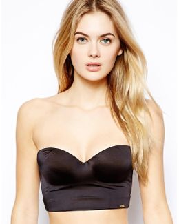 Miracle Low Back Strapless Bra