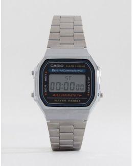 A168wa-1yes Digital Bracelet Watch