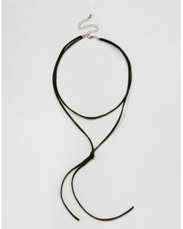Simple Choker Necklace