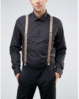 Holidays Suspenders