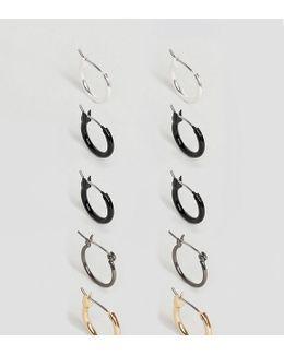 Hoop Earring Pack