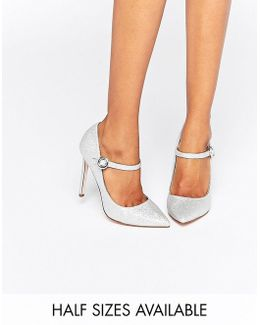 Prima Pointed Heels