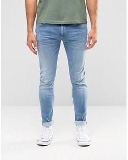 Jeans Hyperflex Jondrill Skinny Comfort Ultra Stretch Light Wash