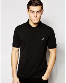 Polo Shirt In Slim Fit