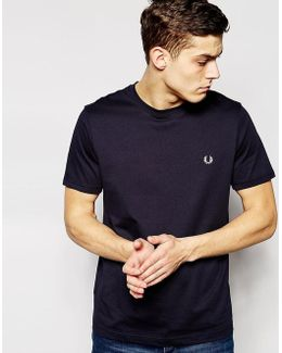 T-shirt With Crew Neck