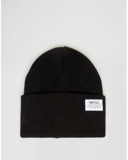 Puncho Knitted Beanie