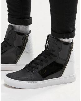 Adonis Hi Sneakers