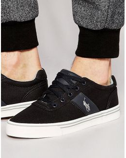 Hanford Canvas Trainers