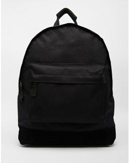 Classic Backpack In All Black