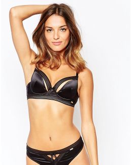 Black Label Darcey Caging Bra