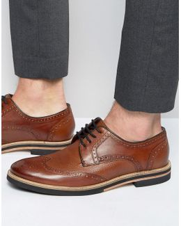 Archerr Derby Brogue Shoes