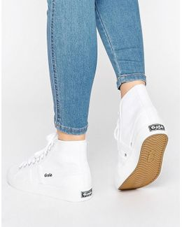 Coaster High-top Sneakers