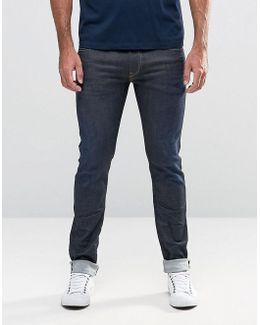 Jeans Hyperflex Jondrill Skinny Comfort Ultra Stretch Rinse Wash