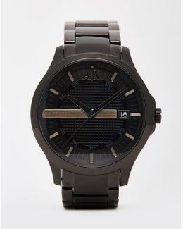 Black Ip Watch Ax2104