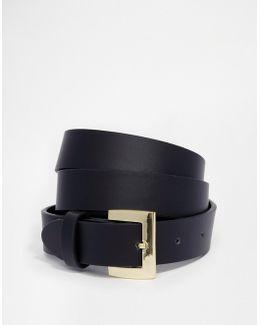 Clean Waist And Hip Belt