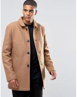 Textured Wool Mac