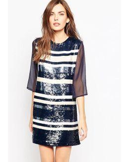 Fast Summa Sequins Dress