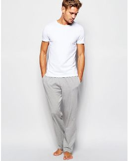 Icon Cotton Pant In Regular Fit