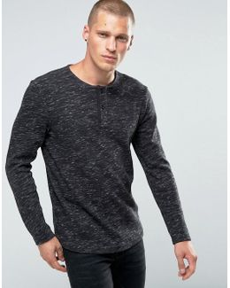 Xauri Fleck Grandad T-shirt