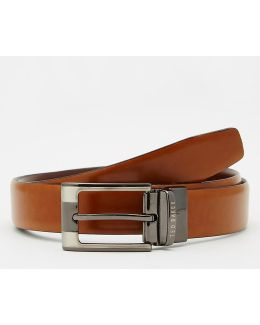 Crafti Smart Leather Reversible Belt