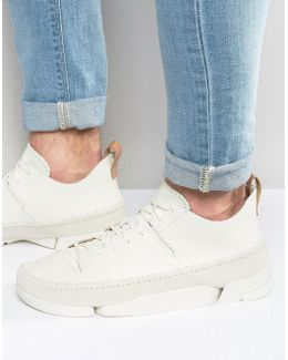 Trigenic Leather Trainers