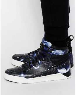Onice Printed Trainers