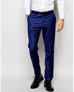 Trousers In Slim Fit