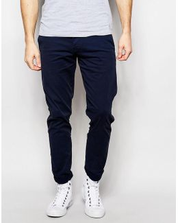 Chinos In Skinny Fit