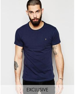T-shirt With F Logo Muscle Fit Exclusive