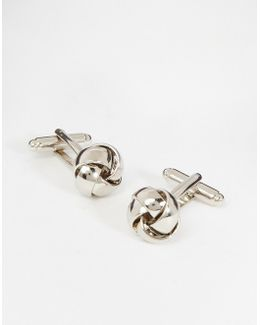 West End Knot Cufflinks