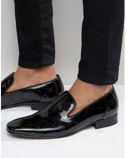 Jung Spider Web Loafers