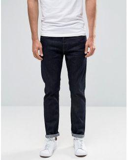 Indigo Jeans In Regular Fit