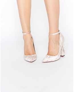 Portia Pointed High Heels