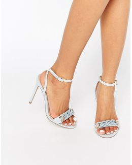Hocus Pocus Co-ord Heeled Sandals