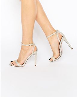 High Five Heeled Sandals