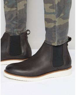 Rud Leather Chelsea Boots